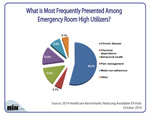 What Is Most Frequently Presented Among Emergency Room High Utilizers?