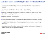 Care Coordination Issues in Acute Care