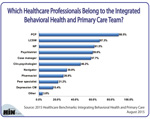 Which Healthcare Professionals Belong to the Integrated Behavioral Health and Primary Care Team?