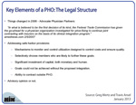 The Legal Structure of a Physician-Hospital Organization