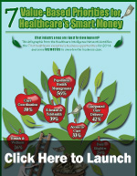 HINfographic: 7 Value-Based Priorities for Healthcare's Smart Money