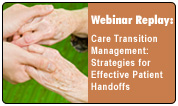 Care Transition Management: Strategies for Effective Patient Handoffs