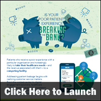 Infographic: Is Your Poor Patient Experience Breaking the Bank