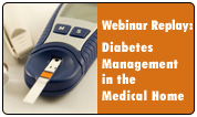 Diabetes Management in the Medical Home