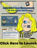 Spotlight on Embedded Case Management: The Face of Care Coordination