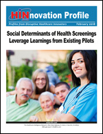 Social Determinants of Health Screenings Leverage Learnings from Existing Pilots
