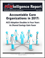 ACO Adoption Doubles in Four Years As Shared Savings Gain Favor