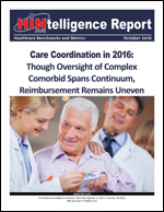 Care Coordination's Oversight of Complex Comorbid Spans Continuum, Reimbursement Remains Uneven