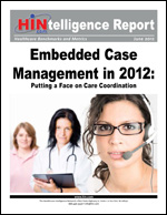 2012 Trends in Embedded Case Management
