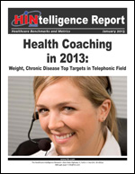Health Coaching in 2013