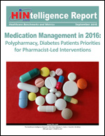Medication Management in 2016: Polypharmacy, Diabetes Patients Priorities for Pharmacist-Led Interventions