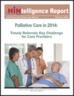 Palliative Care in 2014: Timely Referrals Key Challenge for Care Providers