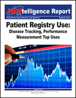 2011 Benchmarks in Registry Use for Quality Improvement