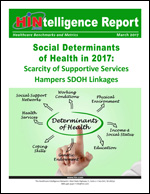 Social Determinants of Health: Scarcity of Supportive Services Hampers SDOH Linkages