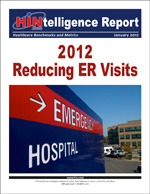 2012 Benchmarks in Reducing Avoidable ER Visits