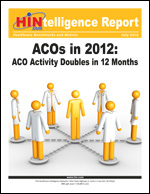 Accountable Care Organizations in 2012