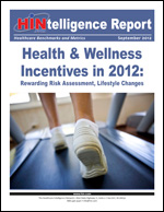 Health & Wellness Incentives in 2012