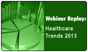 Healthcare Trends & Forecasts in 2013: A Strategic Planning Session
