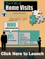 Infographic: The 4 Ws of Home Visits