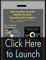 Infographic: Mobile Health in 2013: Top mHealth Targets