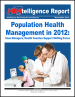 Population Health Management in 2012