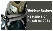 Readmission Penalties in 2013: A Cross-Continuum Approach To Lessen the Financial Impact