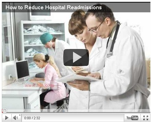 Reduce Hospital Readmissions