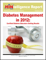 Diabetes Management in 2012
