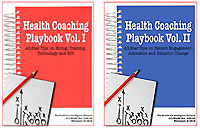 10% Discount on Health Coaching Playbook Volumes I-II
