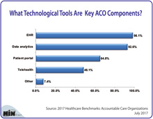 What Technological Tools Are  Key ACO Components?